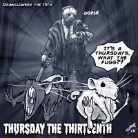 13 Thursday the 13th