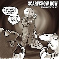 14 Scarecrow Row