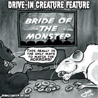 15 Drive-In Creature Feature