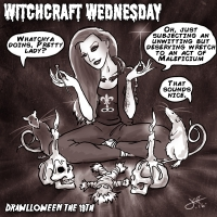 19 Witchcraft Wednesday