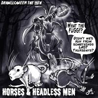 20 Horses and Headless Men