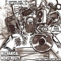 24 Mechanical Monstrosity