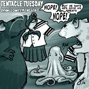 04 Tentacle Tuesday