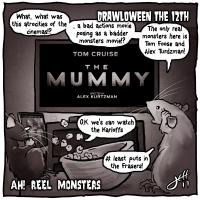 12 Ah! Reel Monsters