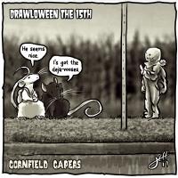 15 Cornfield Capers