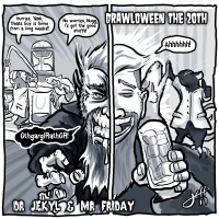 20 Dr Jekyl and Mr Friday