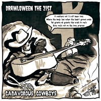 21 Cadaverous Cowboys