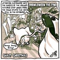 22 Ghast Christmas